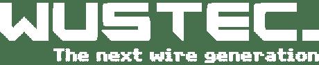 WusTec Logo Weiß